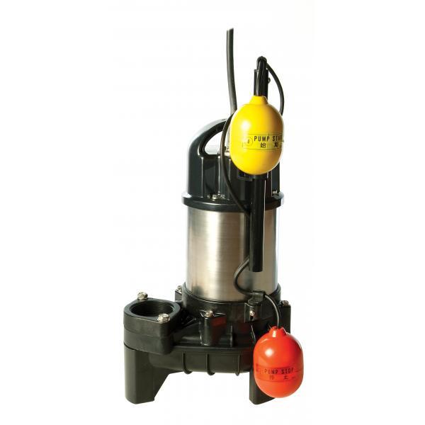 Tsurumi 50PU2* submersible pumps
