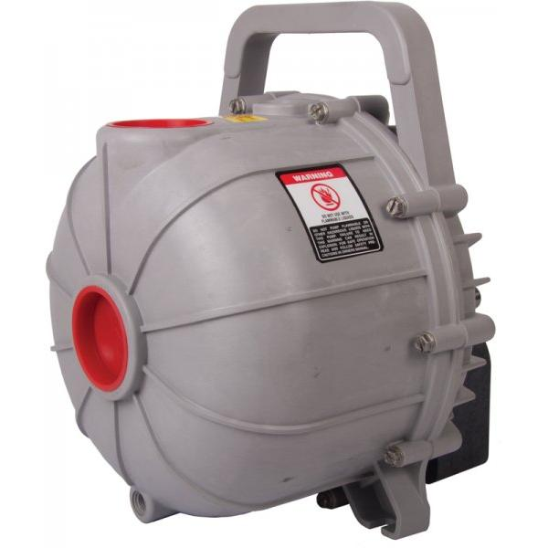 Pacer S Series polypropylene self-priming pedestal pump