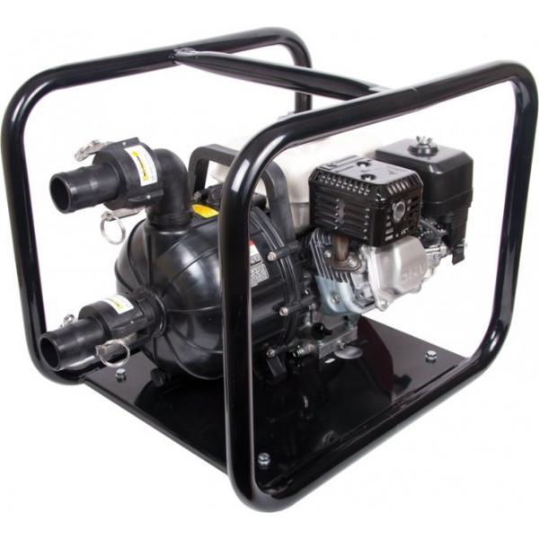 Honda engine frame pump
