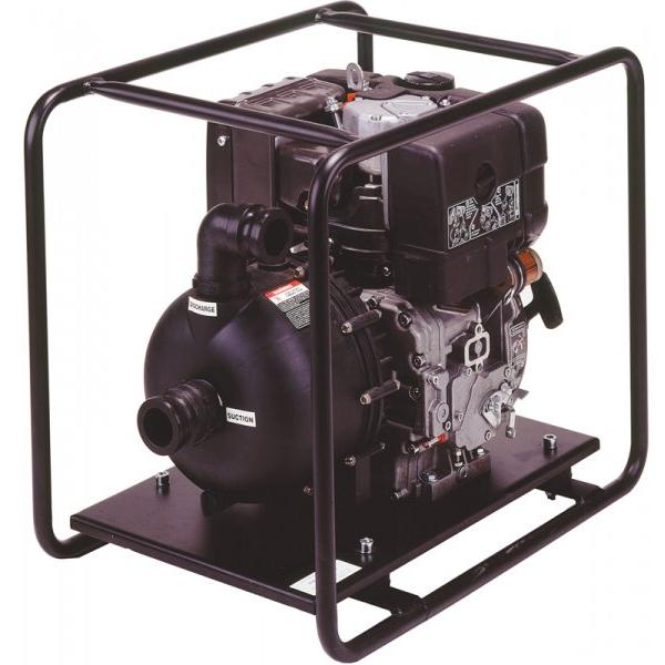 Pacer S series Yanmar engine polypropylene pump in carry frame