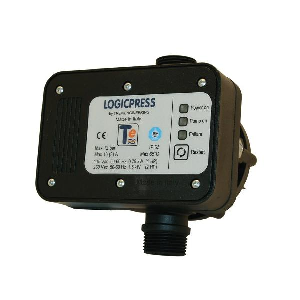 Logicpress pressure controller