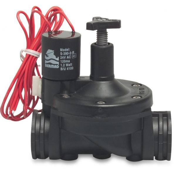 Bermad solenoid valve, type 200