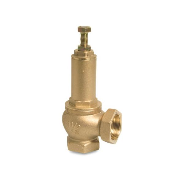 Adjustable pressure relief valve, type 1421