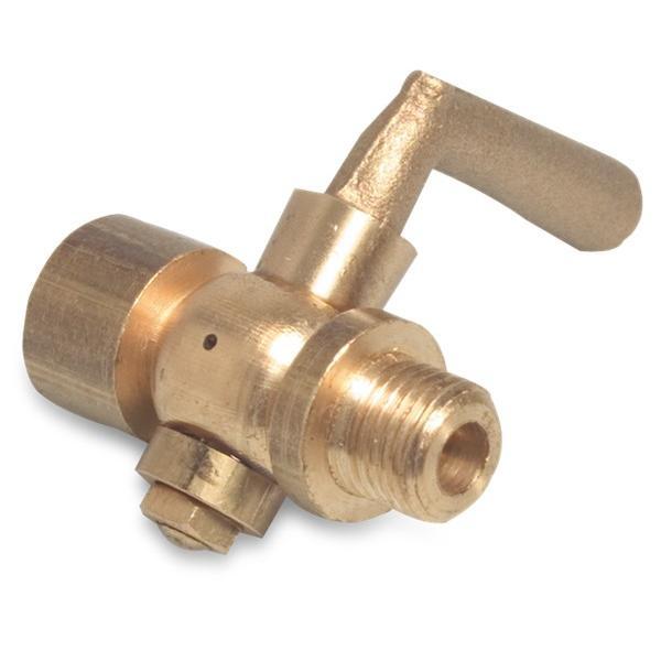 Brass Gauge Valve