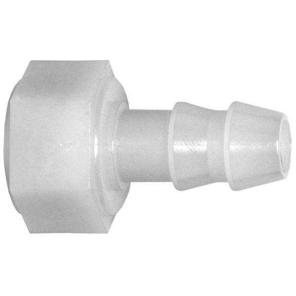 Nylon threaded hose barb (female)