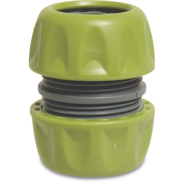 Hydro-Fit hose compression coupler (PVC)