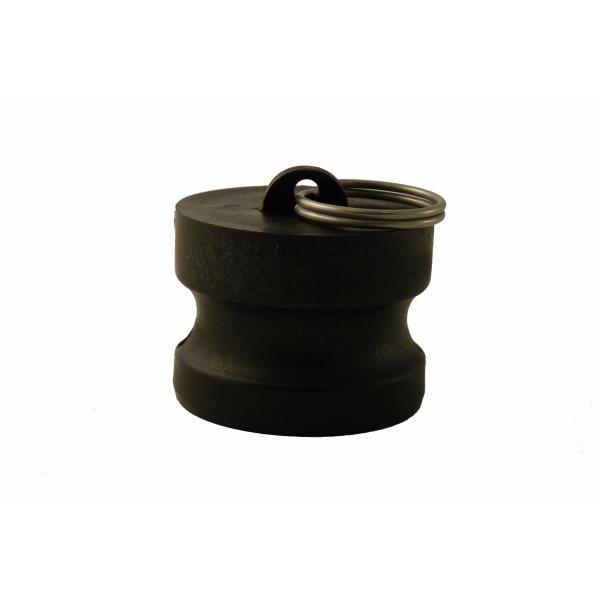 Polypropylene Snaplock fittings - Adaptor blanking plug part DP
