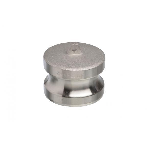 Aluminium Snaplock fittings - Adaptor blanking plug part DP