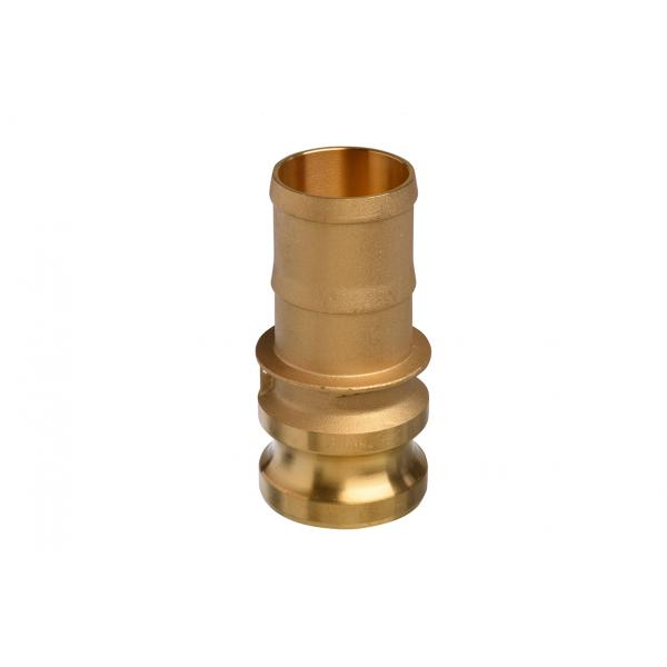 Brass Snaplock fittings - Hose adaptor part E