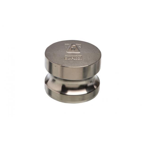 Stainless Steel Snaplock fittings - Adaptor blanking plug part DP
