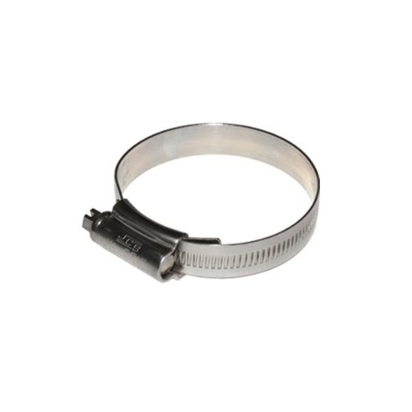 JCS Hi-Grip worm drive hose clip - stainless steel
