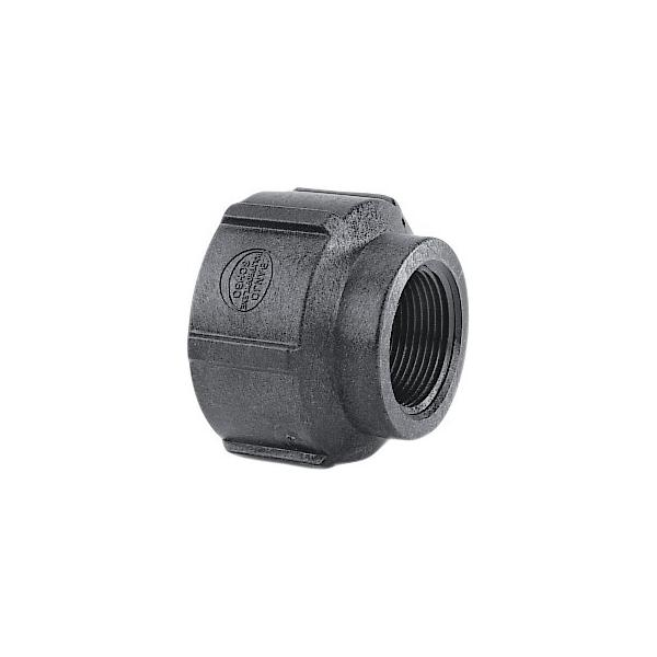 Reinforced Polypropylene Female Reducer Coupling