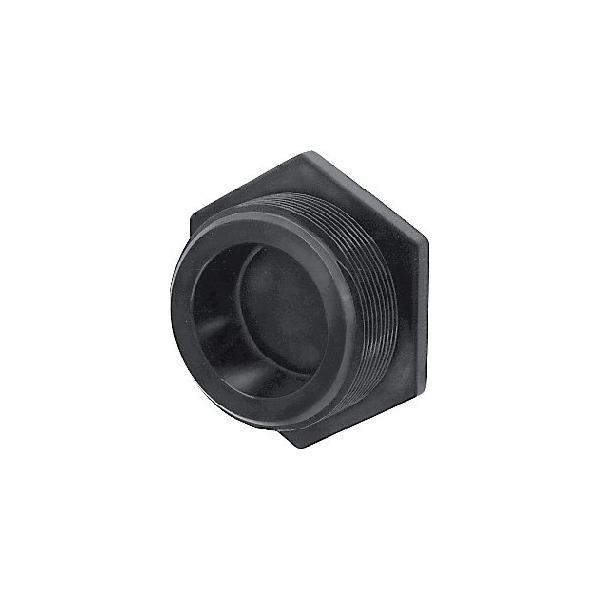 Reinforced Polypropylene Threaded Plug