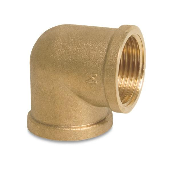 Brass Nr. 90 - Elbow 90 Degree