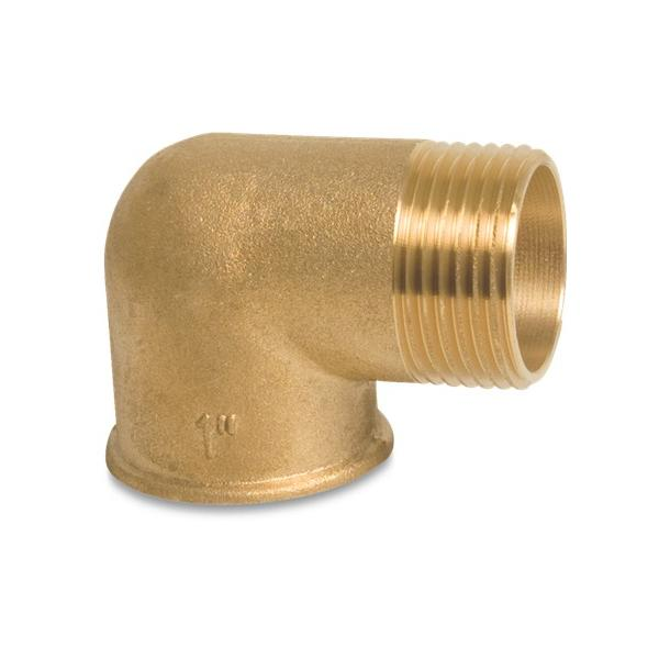 Brass Nr. 92 - Elbow 90 Degree