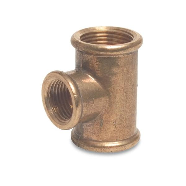 Brass Nr. 130 - Tee piece 90 deg
