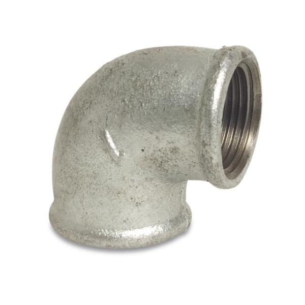 Galvanized Steel Nr. 90 - Elbow 90 Degree