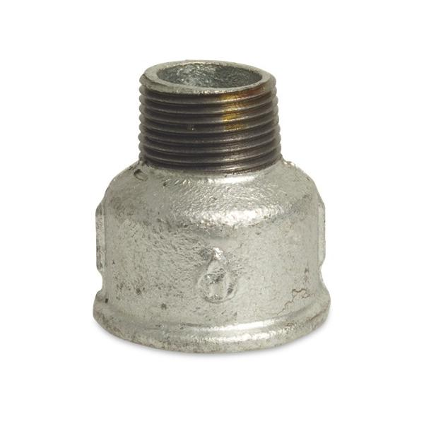 Galvanized Steel Nr. 246 - Nipple Socket