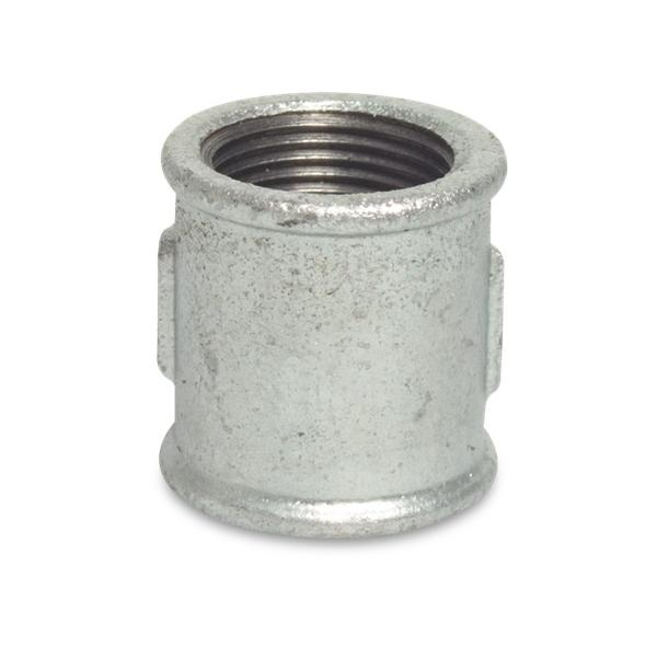 Galvanized Steel Nr. 270 - Round Socket