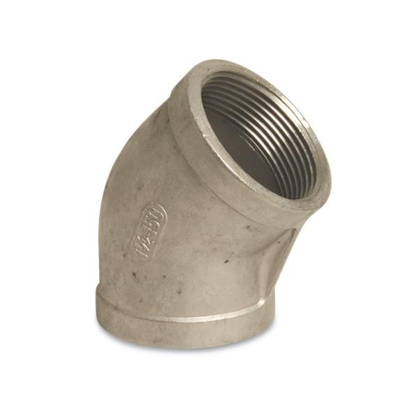 Stainless Nr. 120 - Elbow 45 Degree