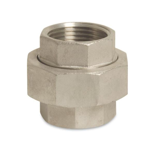 Stainless Nr. 340 - 3/3-Union Coupler