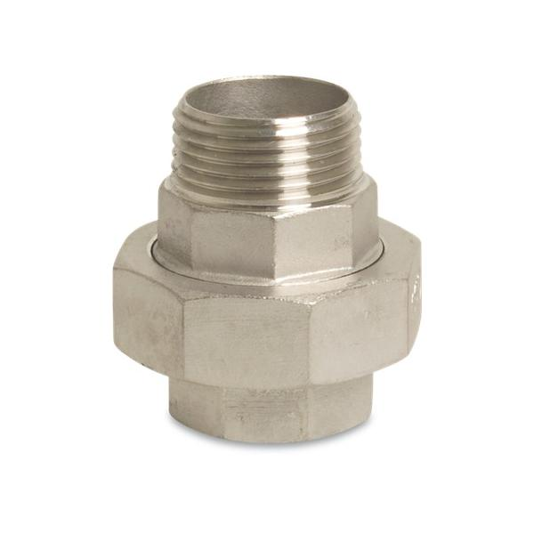 Stainless Nr. 341 - 3/3-Union Coupler