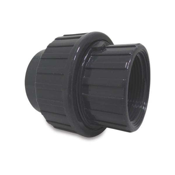 PVC Adaptor union with female thread
