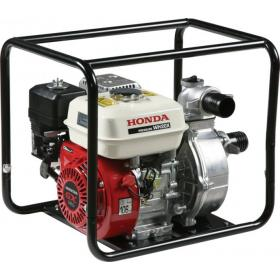 Koshin SEH Honda engine pump with oil alert