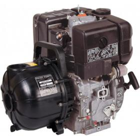Pacer S series polyester self-priming diesel engine pump