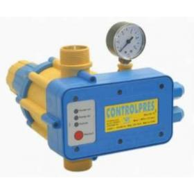 Controlpress pressure / flow controller - adjustable