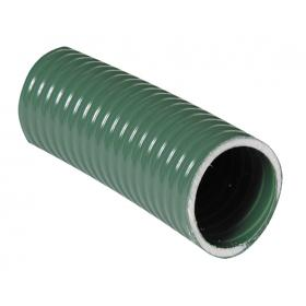 Green medium duty suction / delivery hose - cut lengths