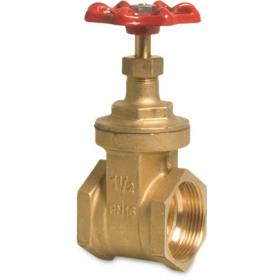 Threaded Brass Screwdown Gate Valves