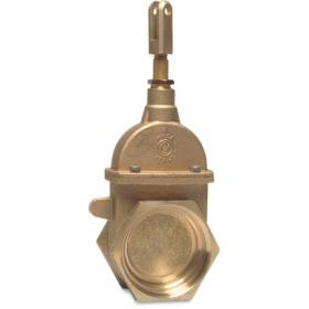 Brass MZ sluice valve