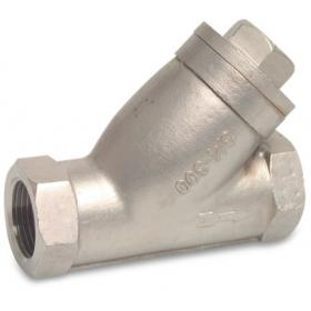Stainless 316 spring loaded ball check valve
