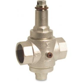 Heavy duty adjustable pressure regulating valve