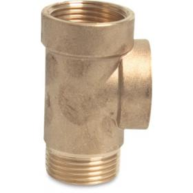 Brass Pressure Gauge Connectors