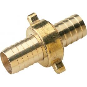 3/3 Brass Hose Tail