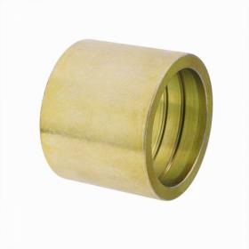 Ludecke mortar hose crimp collar