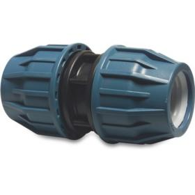Straight Coupler (polyethylene)