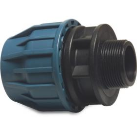 Plastic Compression Adaptors