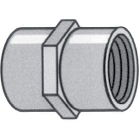Nylon female threaded coupling