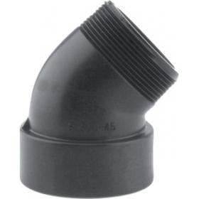 Reinforced Polypropylene Street Elbow 45 degree