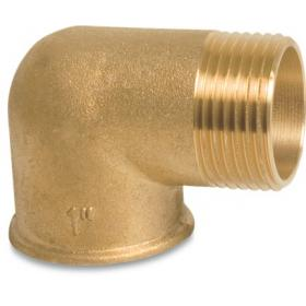 Brass Threaded Elbows