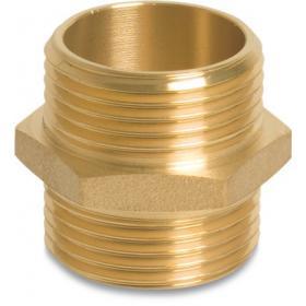 Brass Nr. 280 - Double Nipple