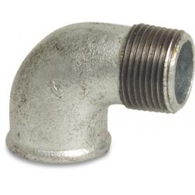 Galvanized Steel Nr. 92 - Elbow 90 Degree
