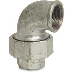 Galvanized Steel Nr. 96 - Union Elbow
