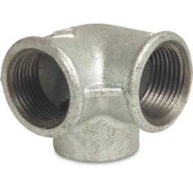 Galvanized Steel Nr. 221 - Side-outlet Elbow