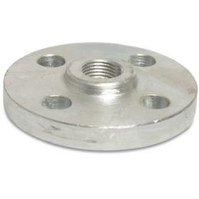 Galvanized Threaded Flanges