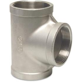 Stainless Nr. 130 - Tee 90 Degree