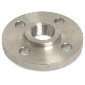 Threaded Stainless 316 flange (PN16, DIN 2566)
